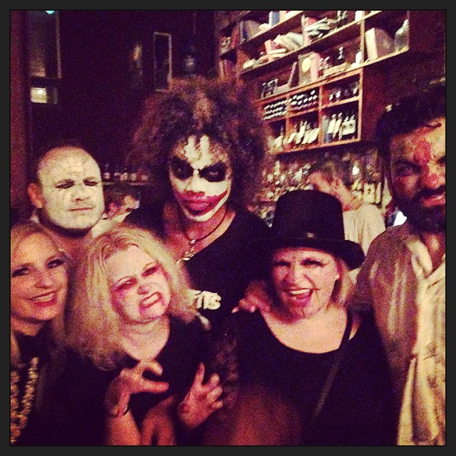 This lot were awesome! #allhallowseve