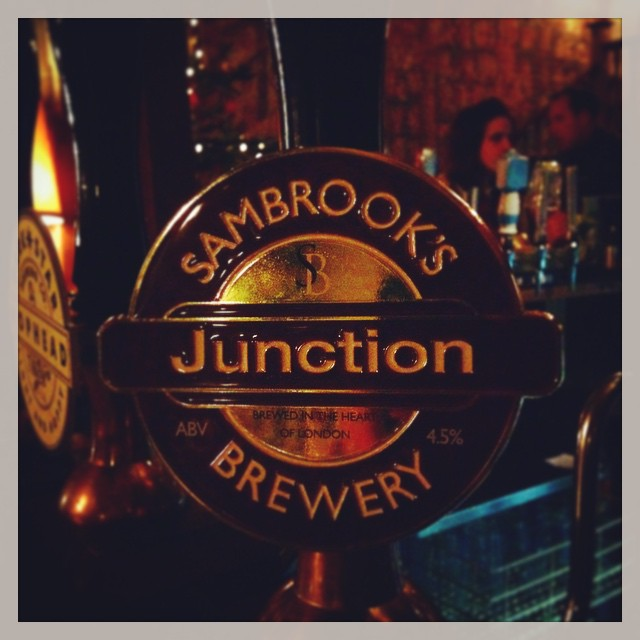 Our new permanent from @sambrooksbrewery the lovely Junction at 4.5%