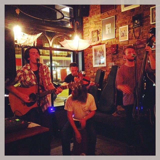We love these guys! #livemusic #balham #sundaysessions